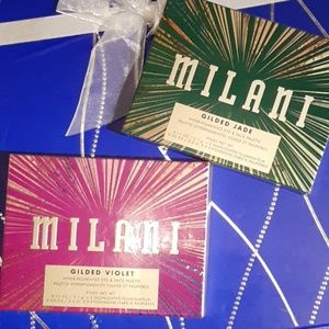 NWT ☆ Milani Gilded Palettes